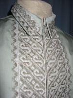 Сорочка-вишиванка чоловіча ТМСВ-086В «Безкінечність» - Рідна мода ... 52f310c716d2d