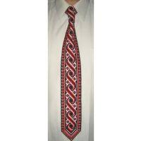 Чоловіча краватка з трипільським