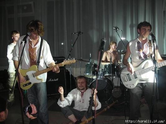 Гурт кораллі гурт місто казкових мрій